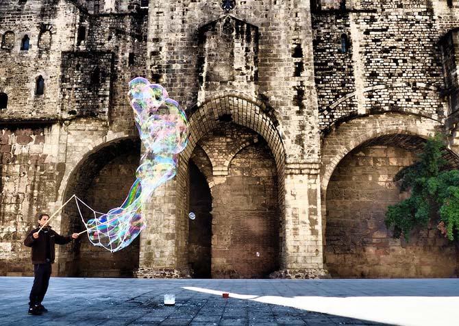 Барселона достопримечательности самостоятельно