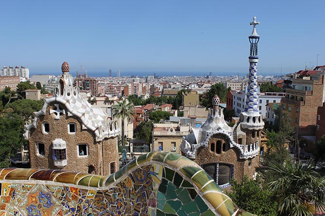 достопримечательности Барселоны самостоятельно