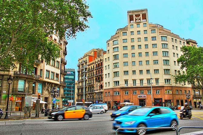транспорт Барселоны самостоятельно советы