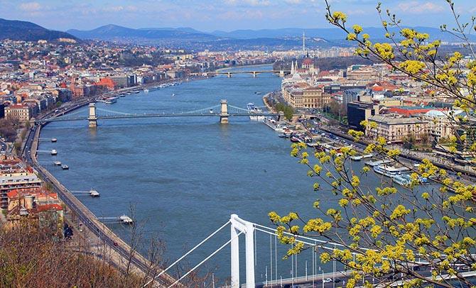 Будапешт весной путешествие