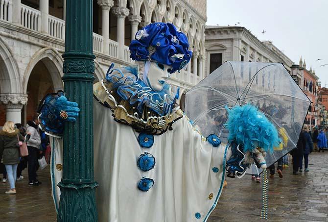 Венеция весной карнавал