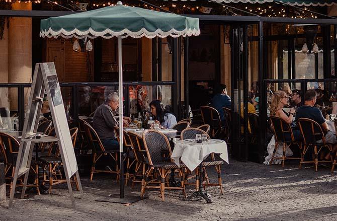 бюджетная поездка в Париж дешево