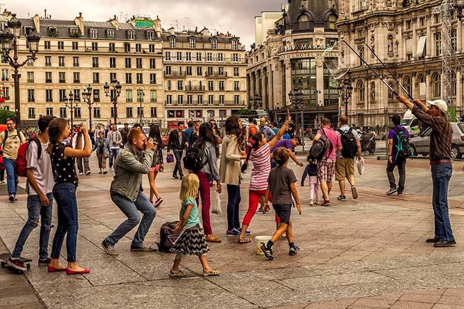 Париж дешево - Париж бесплатно