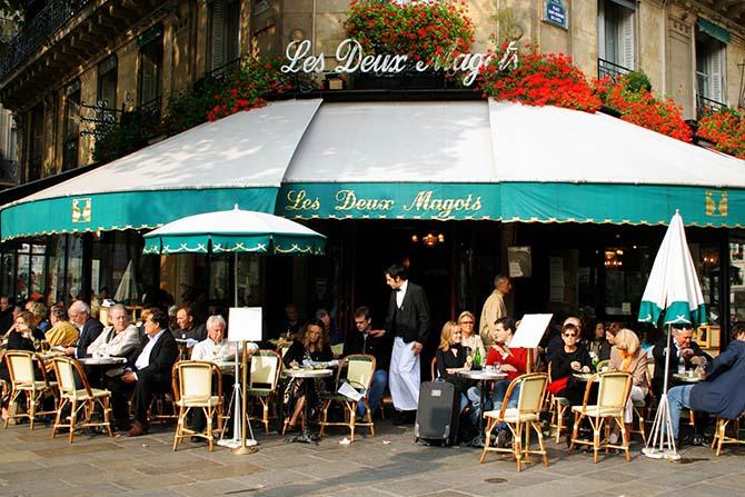 где поесть в Париже советы