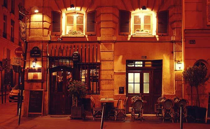 еда в Париже где поесть недорого