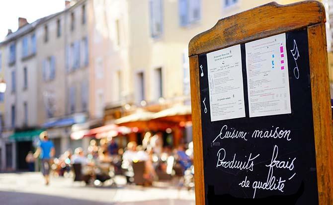 еда в Париже - где поесть и что попробовать