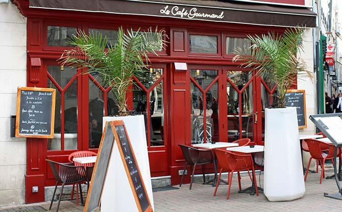 где поесть в Париже - кафе и рестораны Парижа