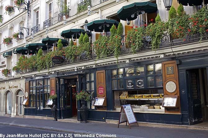 еда в Париже что попробовать
