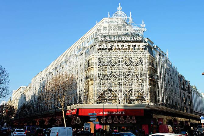 лучшие смотровые площадки Париж