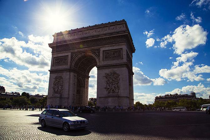 Париж места для фотосессий