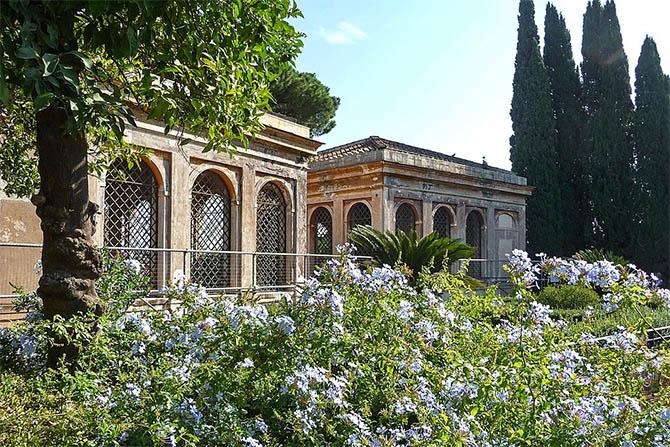 Сады Фарнезе