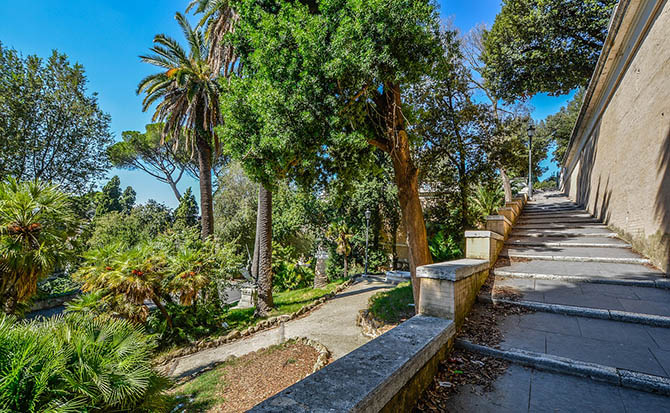 парки Рима