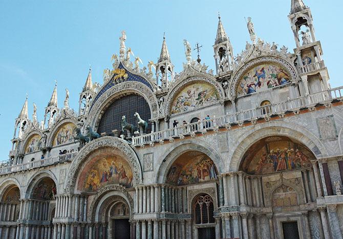 собор святого Марка Венеция