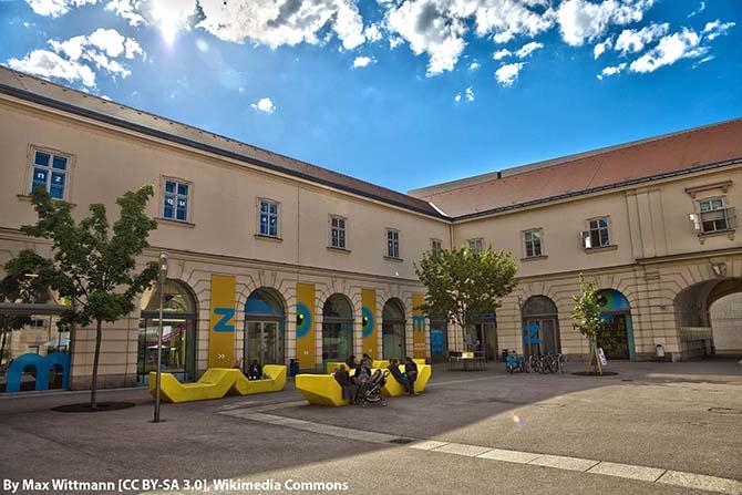 детский музей Вена