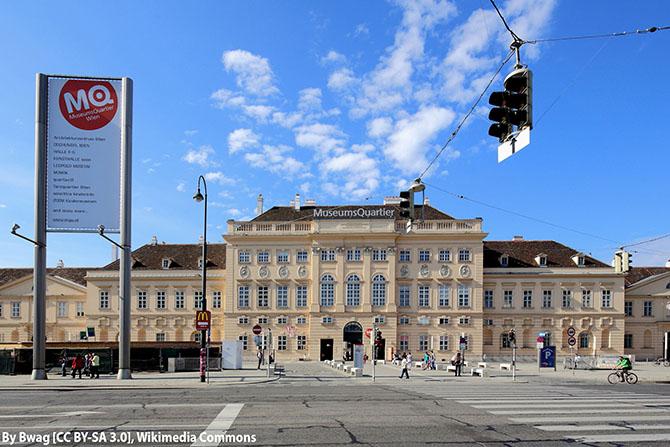 Вена известные музеи и галереи