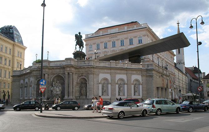художественные музеи Вена