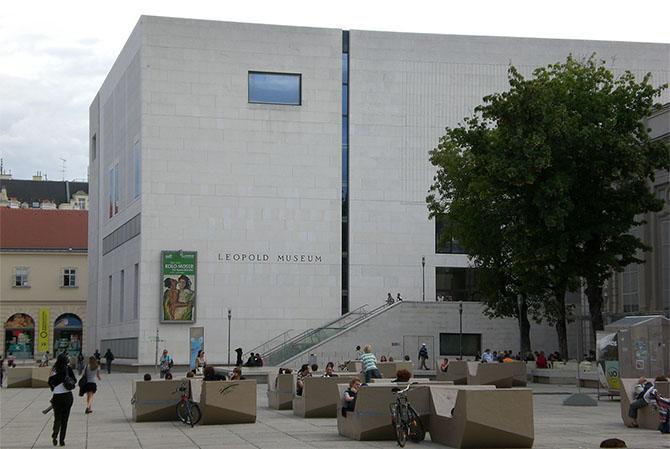 Художественный музей Леопольда Вена