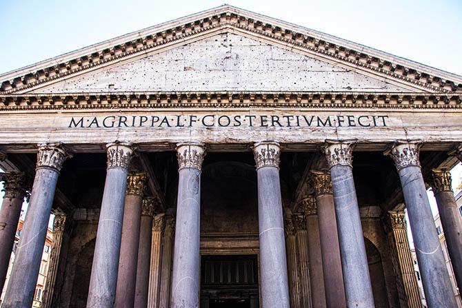 римский Пантеон история