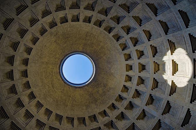 око Пантеона