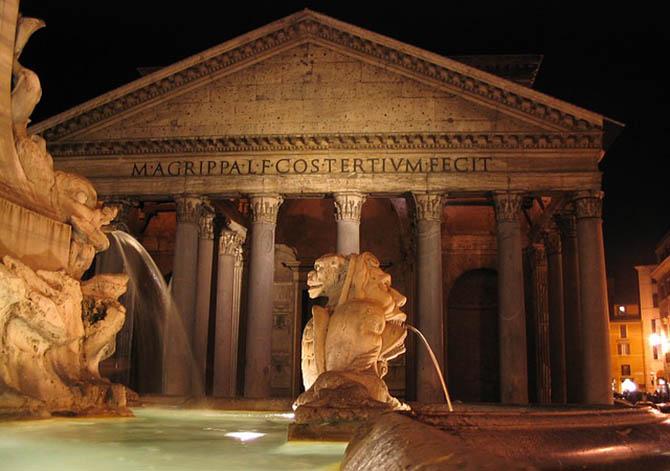 Рим Пантеон фото и официальный сайт