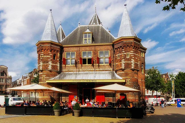 аудио экскурсии Амстердам