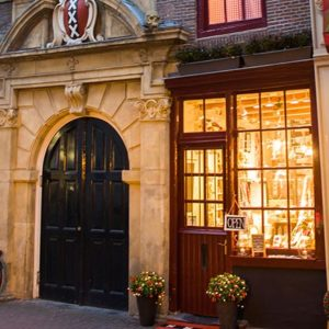 Необычный Амстердам экскурсия