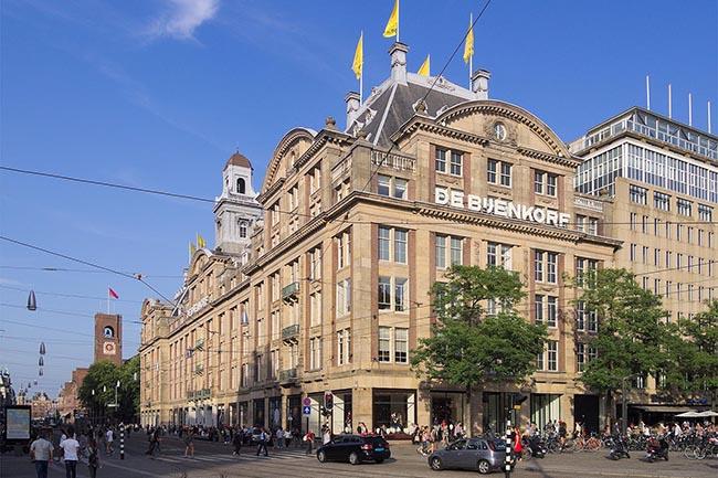 что посмотреть в Амстердаме карта