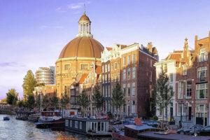 Амстердам каналы путеводитель