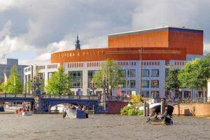 маршруты по Амстердаму