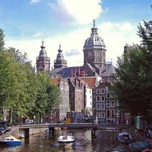 Амстердам что посмотреть аудиогид
