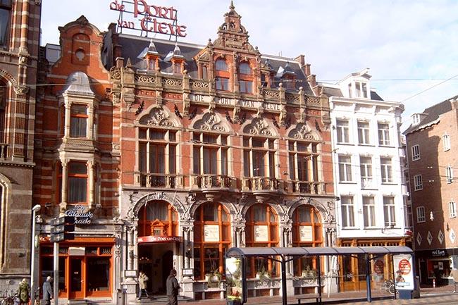 Амстердам достопримечательности фото гид