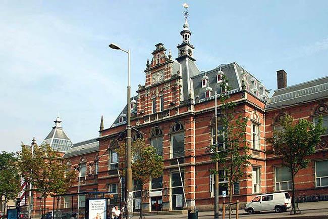 музеи Амстердама аудиогид