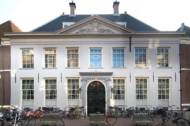 достопримечательности Амстердама на карте