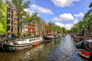 Амстердам аудиогид интересные места