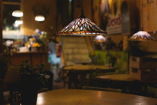 коричневое кафе Амстердам