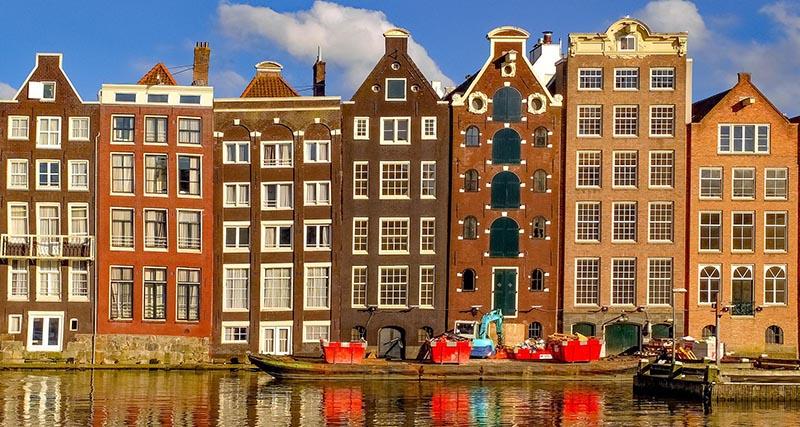 аудио гид Амстердам