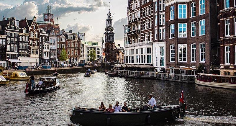 Аудиогид Амстердам экскурсия