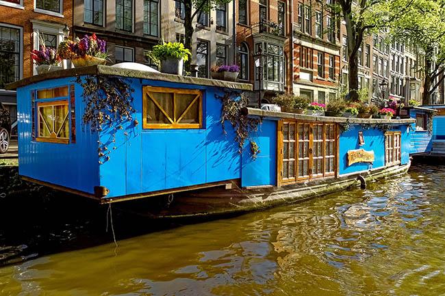 Амстердам как сэкономить