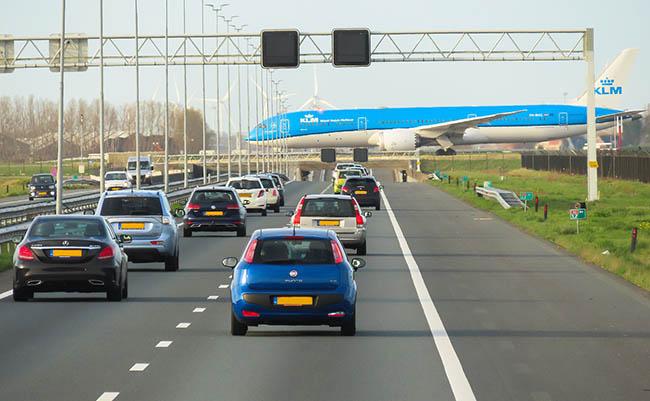 как добраться из аэропорта Амстердам