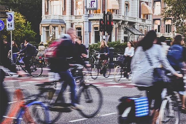 транспорт Амстердам самостоятельно