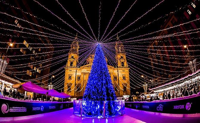 Новый год в Будапеште
