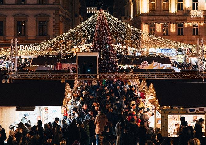 Будапешт Новый год