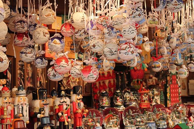 Рождество и Новый год Вена