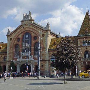Центральный рынок Будапешта - экскурсия