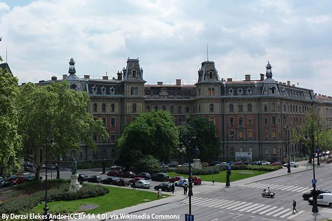 Будапешт аудиогид - проспект Андраши