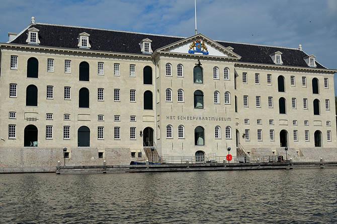 интересные музеи Амстердама