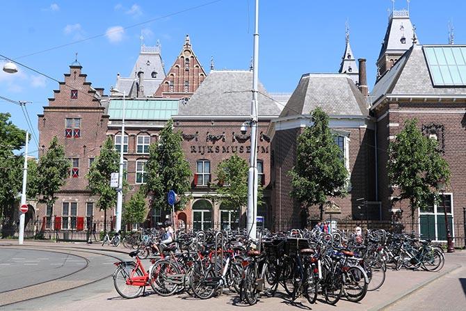 Рейксмузеум Амстердам