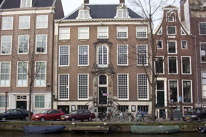 Амстердам Нидерланды музеи