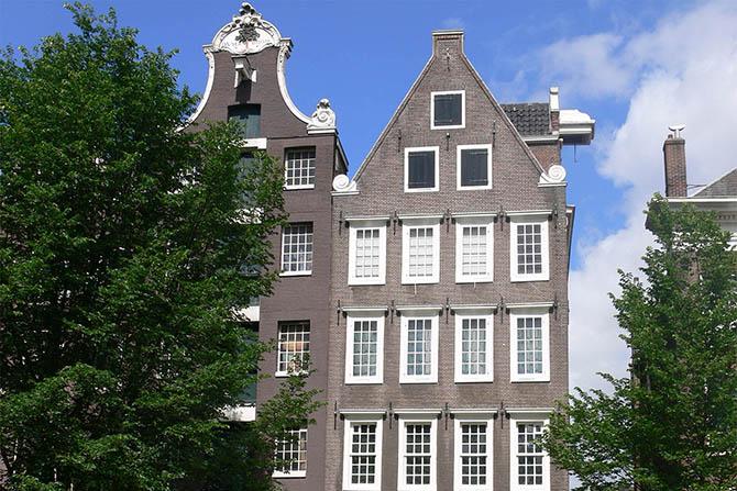 музеи Амстердама Голландия