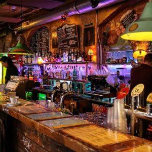 руинные бары Будапешта экскурсия